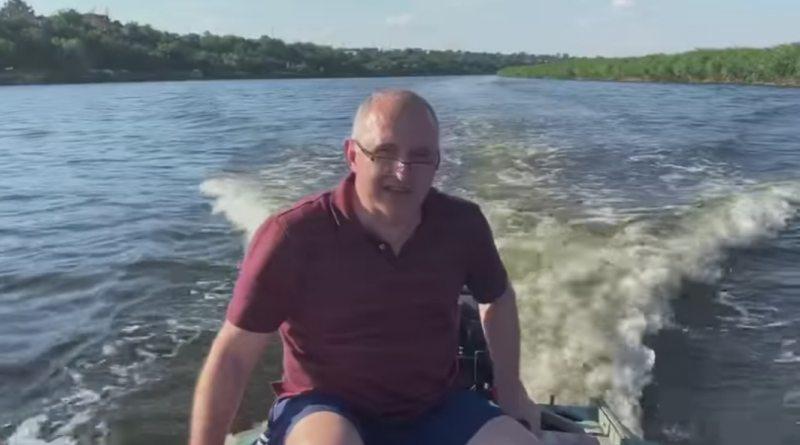 Борис Тодуров обирає відпочинок на Херсонщині