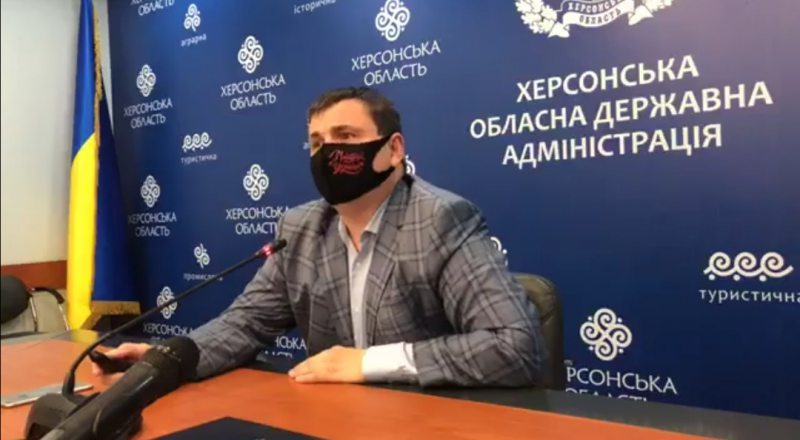 Юрій Гусєв не просуває «своїх людей» на посаду кандидата у мери Херсона
