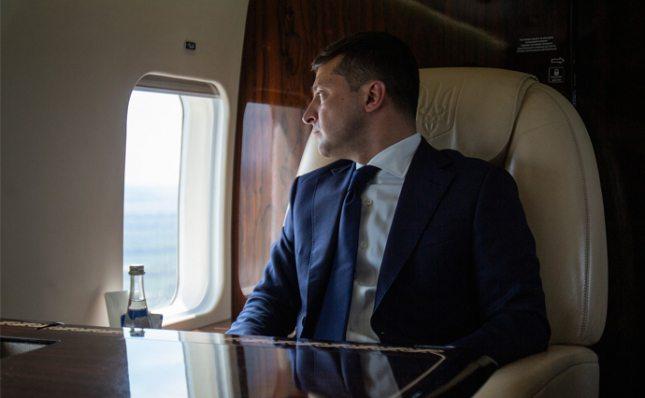 Владимир Зеленский посетит Херсонскую область