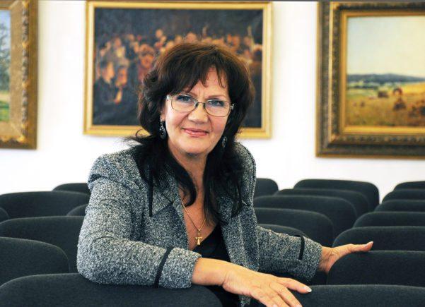 Директорка Херсонського художнього музею відсвяткувала ювілей