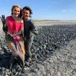 Ольга Сумська разом із чоловіком відвідала Рожеве озеро