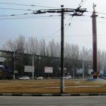 На Площі Перемоги у Херсоні найбільш забруднене атмосферне повітря