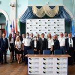 На базі Херсонської державної морської академії відбувся VII Балтійсько–Чорноморський економічний форум