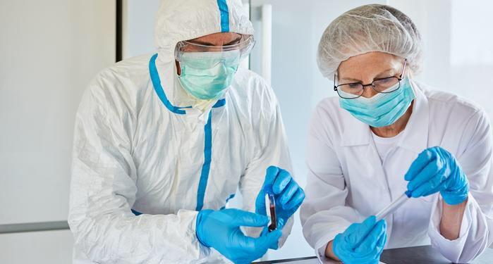 Дві смерті і 105 нових випадків COVID-19 в Херсонській області