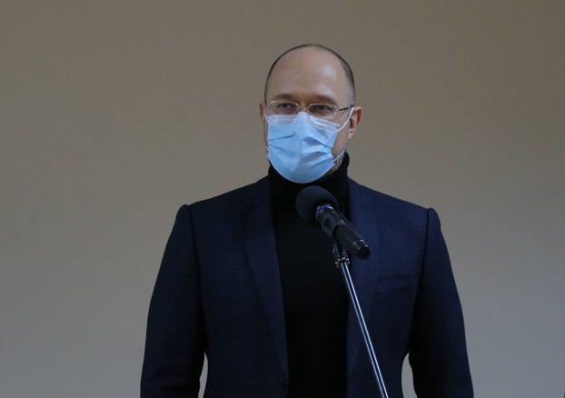 """Денис Шмигаль відвідав підстанцію """"Каховська"""""""