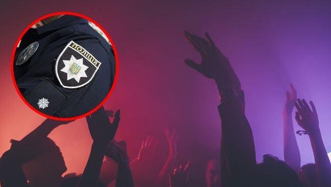 У Херсоні поліцейські склали 30 протоколів на нічний клуб, який ігнорує карантин