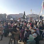 Херсонщину накрила хвиля «тарифних» протестів