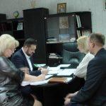 Кампанію декларування громадян обговорили у податковому відомстві Херсонщини