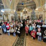 В Херсоне состоялся 14-й фестиваль детского творчества «Остров Рождества»