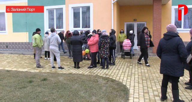 Жителі села Залізний Порт звернулися до депутатів Херсонської обласної ради (документ)