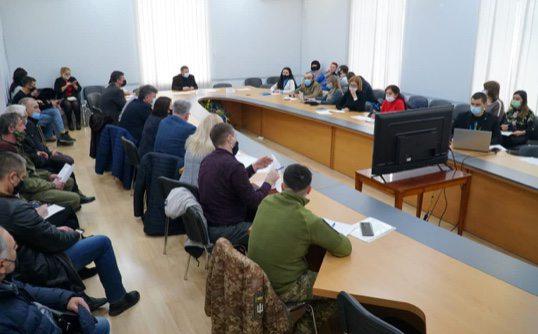 Громада міста продовжує розглядати варіанти реконструкції Алеї Героїв незалежної України та модернізації площі Свободи