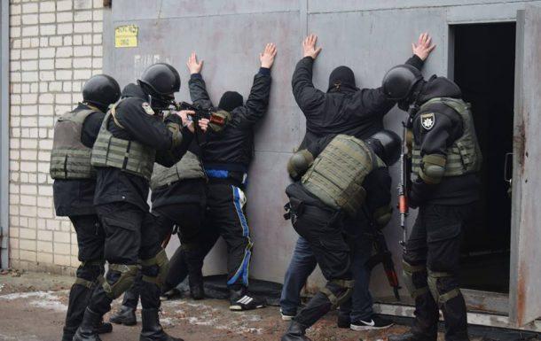 По Херсону триватиме операція із затримання псевдозлочинців