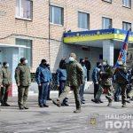 Начальник поліції Херсонщини привітав військовослужбовців Нацгвардії України з професійним святом