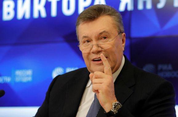 РНБО запровадила санкції проти Януковича, Азарова, Табачника