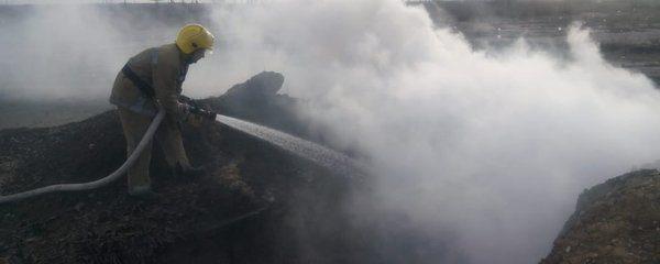 На Херсонщині горів сухостій: 7 пожеж за добу