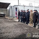 Бійці роти патрульної служби поліції особливого призначення «Херсон» відзначають професійне свято