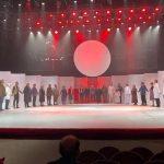 Херсонська делегація відвідала церемонію відкриття Озургетського театру