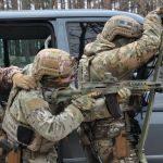 У Херсоні СБУ провела масштабний оперативно-штабний збір, де відпрацювали дії при можливій агресії РФ