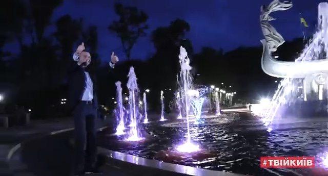 Віталій Кличко привітав столицю з днем народження зворушливим відео