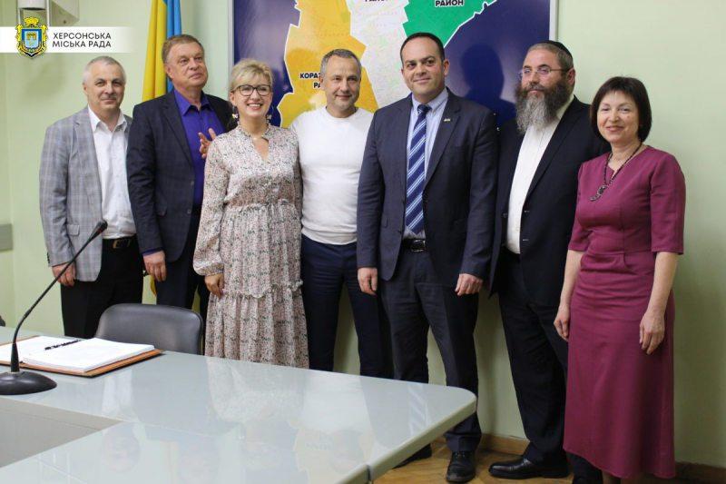звступник посола Ізраїлю