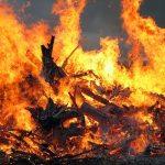 На Херсонщині рятувальники ліквідували три пожежі на відкритих територіях