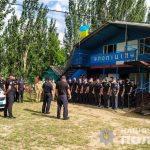 У курортних районах Херсонщини запрацювали 4 поліцейські станції