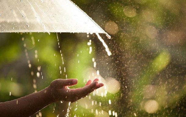 На Херсонщині дощитиме до кінця червня