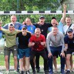 Команда патрульних Херсонщини перемогла на чемпіонаті з мініфутболу