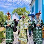 У Благовіщенському жіночому монастирі відбулося святкове богослужіння