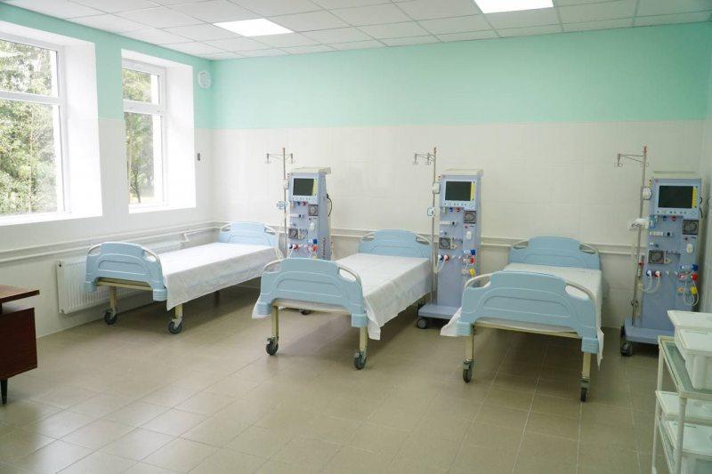 центр нефрології, гемодіалізу та перитонеацентр нефрології, гемодіалізу та перитонеального діалізульного діалізу