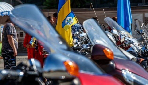 """""""Мотопробіг єдності"""": українські байкери завітають на Херсонщину"""
