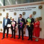 Нідерландський волонтер, який представляв Херсонщину, отримав Орден Святого Пантелеймона