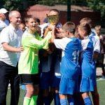 У Херсоні відбувся дитячий футбольний турнір до 30-річчя Незалежності України за підтримки ГО «Україна – наш дім»
