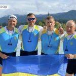 Херсонський весляр-академіст Артем Морозов став двократним чемпіоном Європи