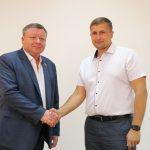 Губернатор представив новопризначеного директора Херсонської обласної клінічної лікарні