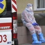 На Херсонщині за добу підтвердили 921 випадкок захворювання на COVID-19
